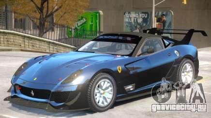 Ferrari 599 V1 для GTA 4