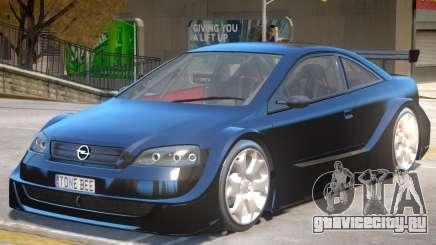 Opel Astra Tuning для GTA 4