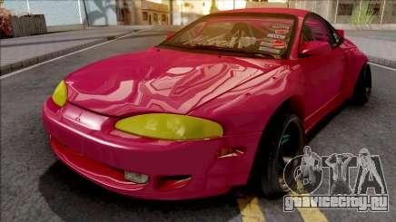 Mitsubishi Eclipse GSX 1995 CAMBERDUCK для GTA San Andreas