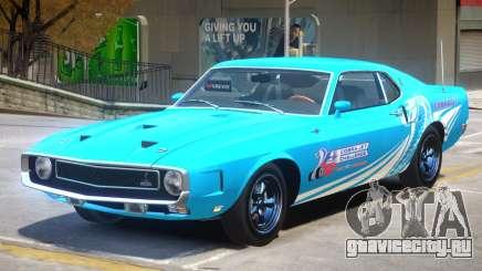 1969 Shelby GT500 PJ1 для GTA 4