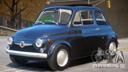 1968 Fiat Abarth для GTA 4