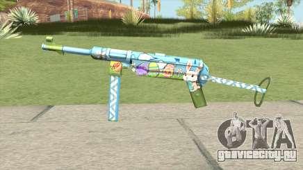 MP-40 (Crazy Bunny) для GTA San Andreas