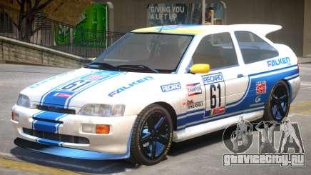 Ford Escort RS PJ3 для GTA 4