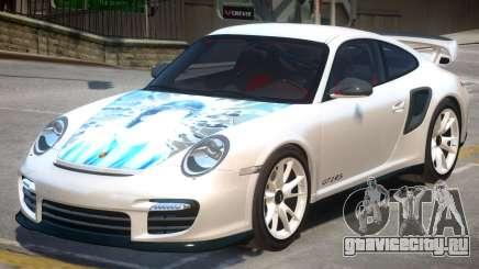 Porsche 911 GT2 PJ4 для GTA 4