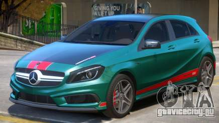 Mersedes Benz A45 PJ4 для GTA 4
