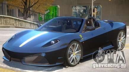 Ferrari Scuderia V1 для GTA 4