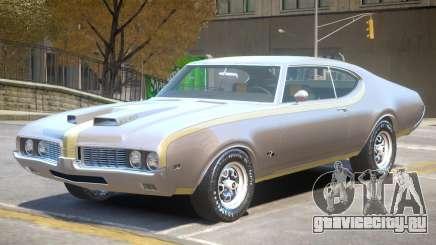 Oldsmobile Cutlass V1 для GTA 4