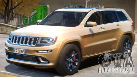 Grand Cherokee V1 для GTA 4