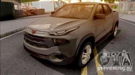 Fiat Toro KSKN Garage для GTA San Andreas