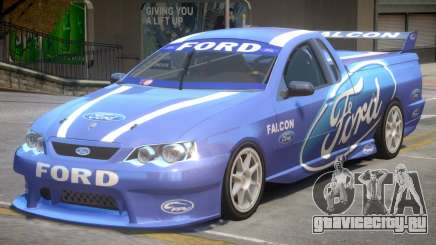 Ford Falcon Racing PJ1 для GTA 4