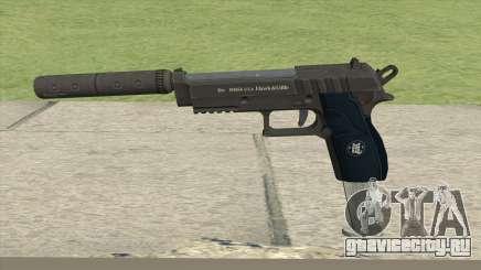 Hawk And Little Pistol GTA V (LSPD) V7 для GTA San Andreas