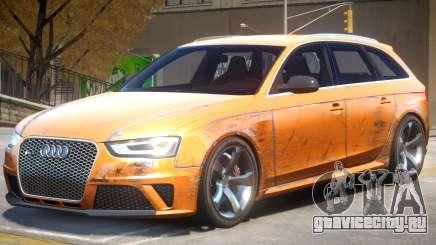 Audi RS4 Avant V1.2 для GTA 4