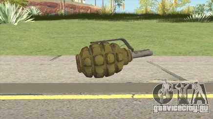 F1 Grenade (Insurgency) для GTA San Andreas