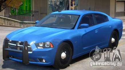 Dodge Charger FBI R1 для GTA 4