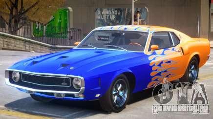 1969 Shelby GT500 PJ2 для GTA 4