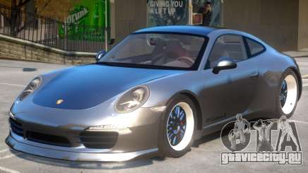 Porsche Carrera V1 для GTA 4