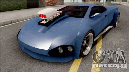 GTA 3 Infernus Custom для GTA San Andreas