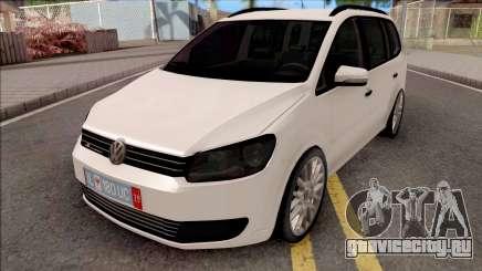 Volkswagen Touran 2010 для GTA San Andreas