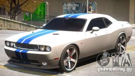 Challenger SRT8 PJ4 для GTA 4