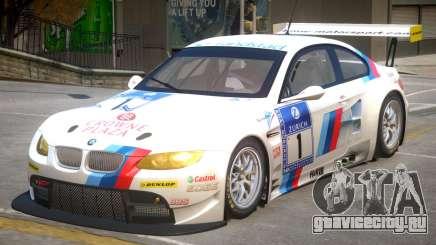 BMW M3 GT2 V1.1 для GTA 4