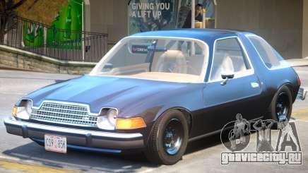 1977 AMC Pacer для GTA 4