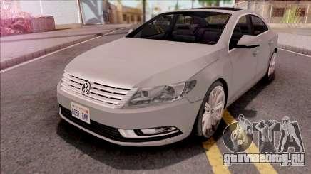 Volkswagen Passat CC 2010 Lowpoly для GTA San Andreas