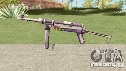 MP-40 (Mechanical) для GTA San Andreas