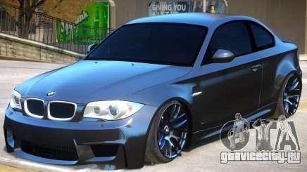 BMW 1M V2 для GTA 4
