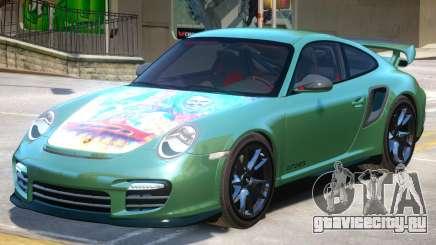 Porsche 911 GT2 PJ3 для GTA 4
