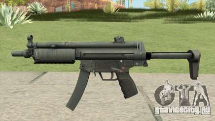 MP5 (CS: GO) для GTA San Andreas