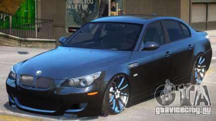 BMW M5 V1.1 для GTA 4