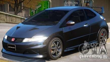 Honda Civic Type-R V1 для GTA 4