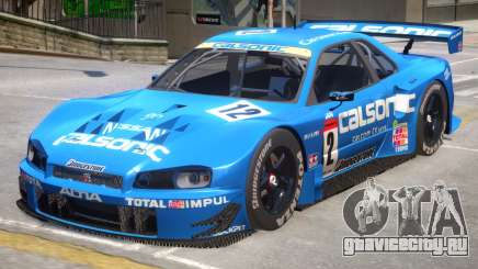 Nissan Skyline GTC PJ2 для GTA 4