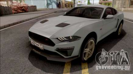 Ford Mustang 2019 ROUSH для GTA San Andreas