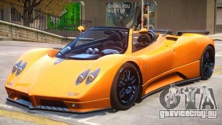 Pagani Zonda C12S V1.1 для GTA 4