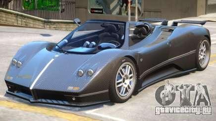 Pagani Zonda C12S V1.4 для GTA 4