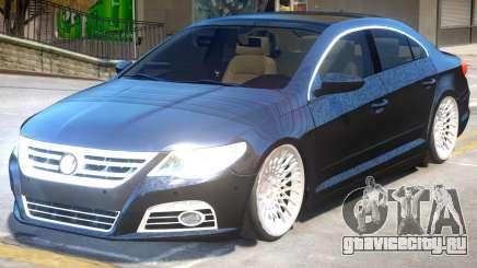 Volkswagen CC V1.1 для GTA 4