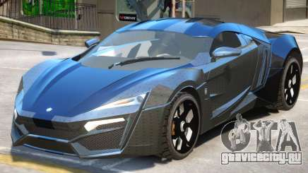 Lykan HyperSport Upd B2 для GTA 4