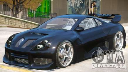 CyborX GT V1 для GTA 4