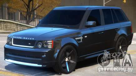 Range Rover Sport V1 для GTA 4