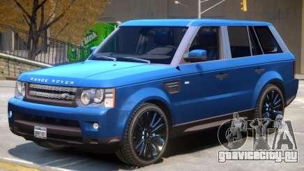 Land Rover Sport HSE для GTA 4