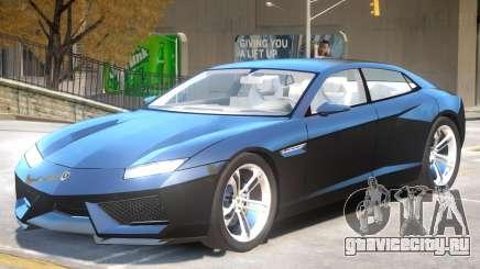 Lamborghini Estoque V1.2 для GTA 4