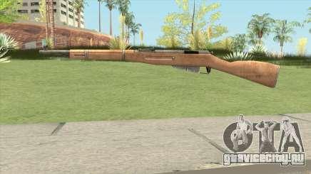 Mosint-Nagant M44 для GTA San Andreas