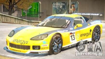 Chevrolet Corvette GT PJ2 для GTA 4