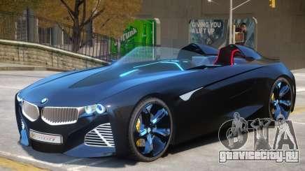BMW Vision V1 для GTA 4