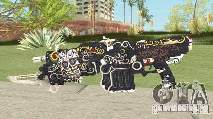 Assault Rifle V2 (Gears Of War 4) для GTA San Andreas