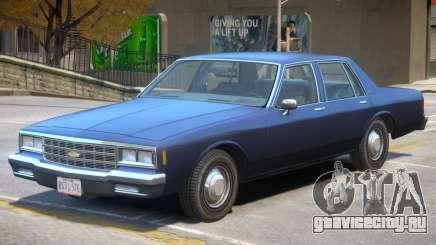 1985 Chevrolet Impala для GTA 4