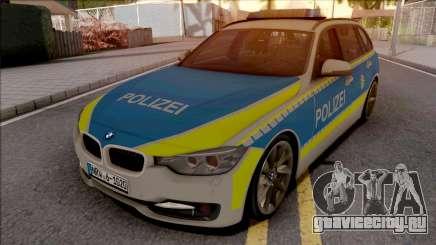 BMW 335i F31 Polizei для GTA San Andreas
