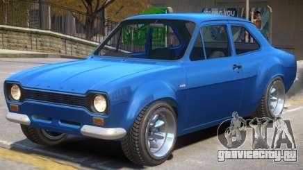 Ford Escort V1.1 для GTA 4