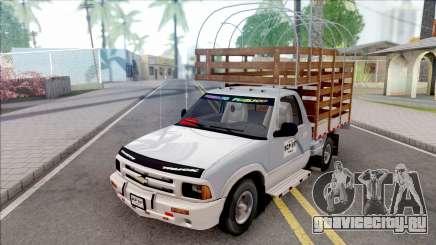 Chevrolet S10 Con Estacas для GTA San Andreas
